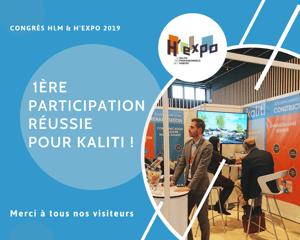 Congrès HLM HEXPO 2019
