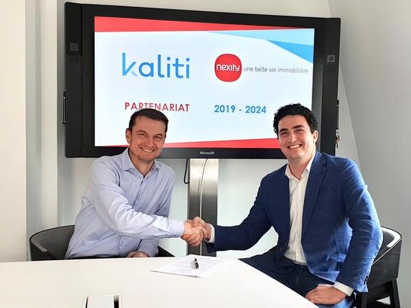Signature Kaliti Nexity